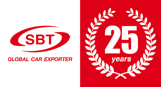 SBT GLOBAL CAR EXPORTER - 25 yeas